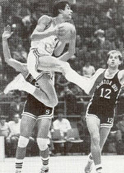 Istorija košarke Zoran-Radovic