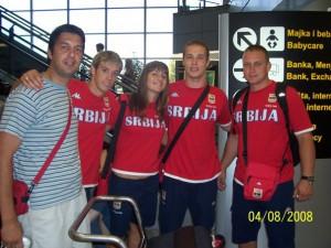 Pred put na OI 2008