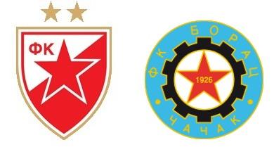 Crvena zvezda - Borac Čačak