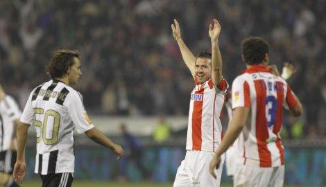 Милош Димитријевић у полуфиналу Купа против Партизана