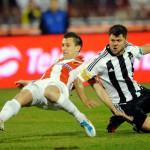 Filip Kasalica u prvoj utakmici polufinala Kupa