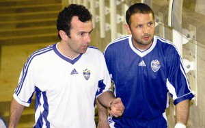 Siniša Mihajlović i Dejan Savićević