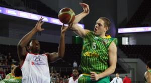 Vladimir Štimac - Olin Edirne Basket