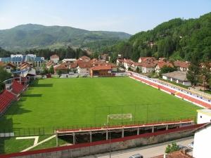 Stadion FK Javor u Ivanjici ulazi u istoriju Crvene zvezde