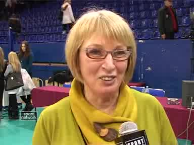 Ana Avramovic, generalni sekretar OK Crvena zvezda