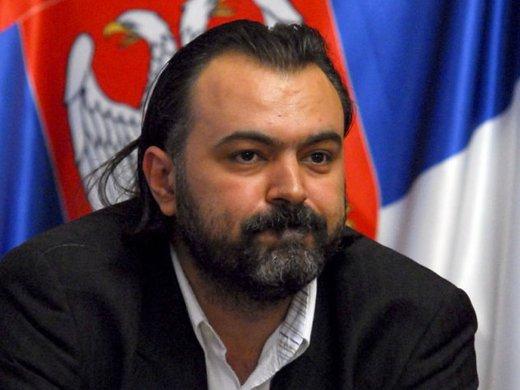 Miodrag Jaksic predsednik AK Crvena zvezda