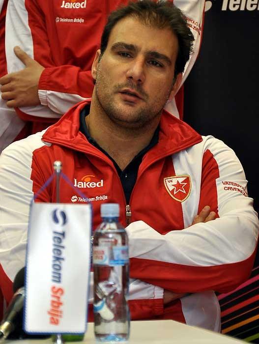 Dejan Savić, vd selektora vaterpolo reprezentacije Srbije