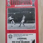 На данашњи дан : Ливерпул – Црвена звезда 1:2