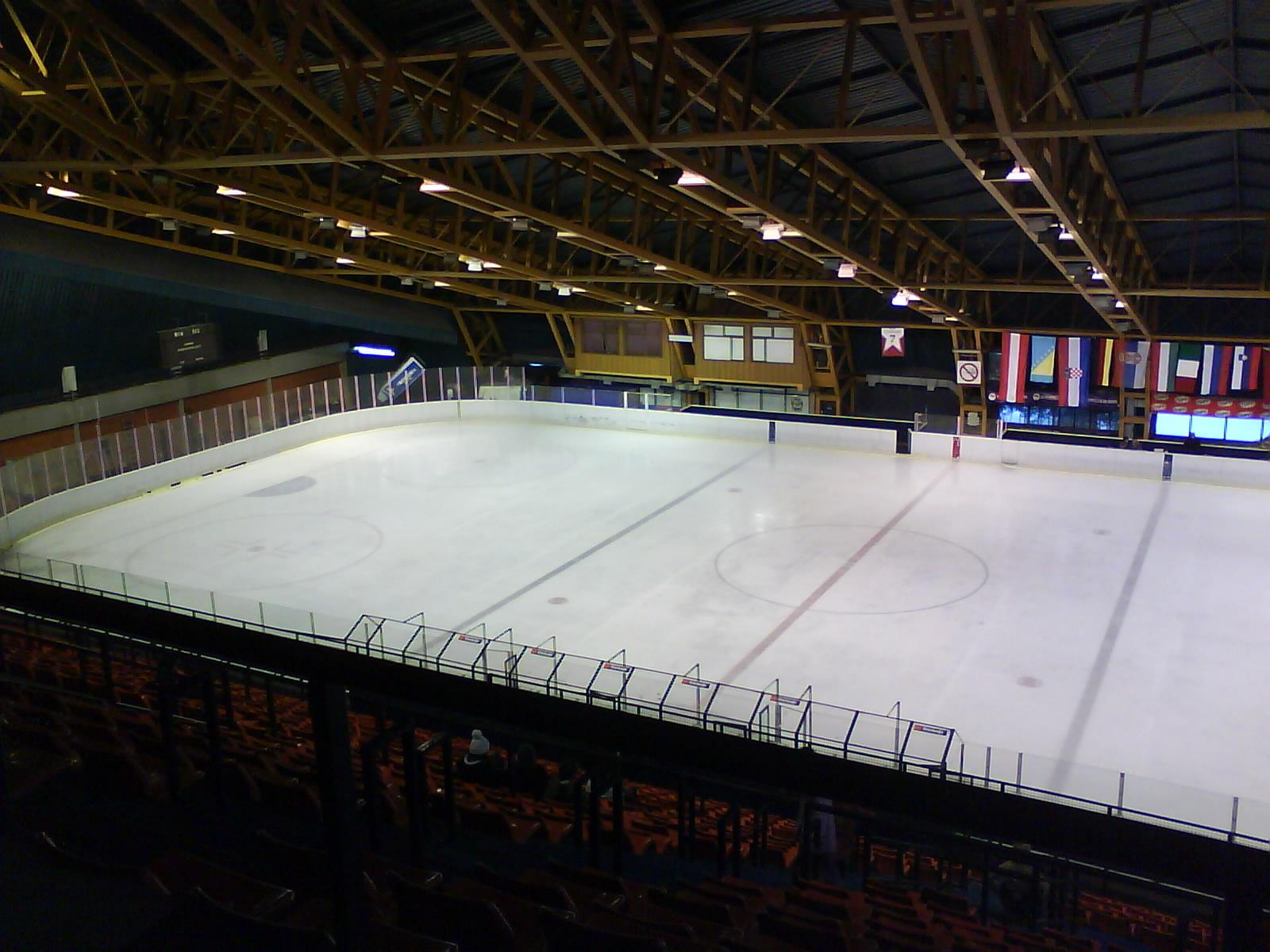 Ledena dvorana Pionir