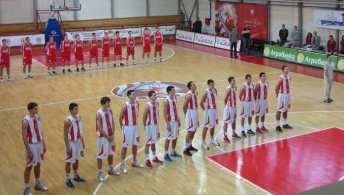 Juniorska ekipa KK Crvena zvezda