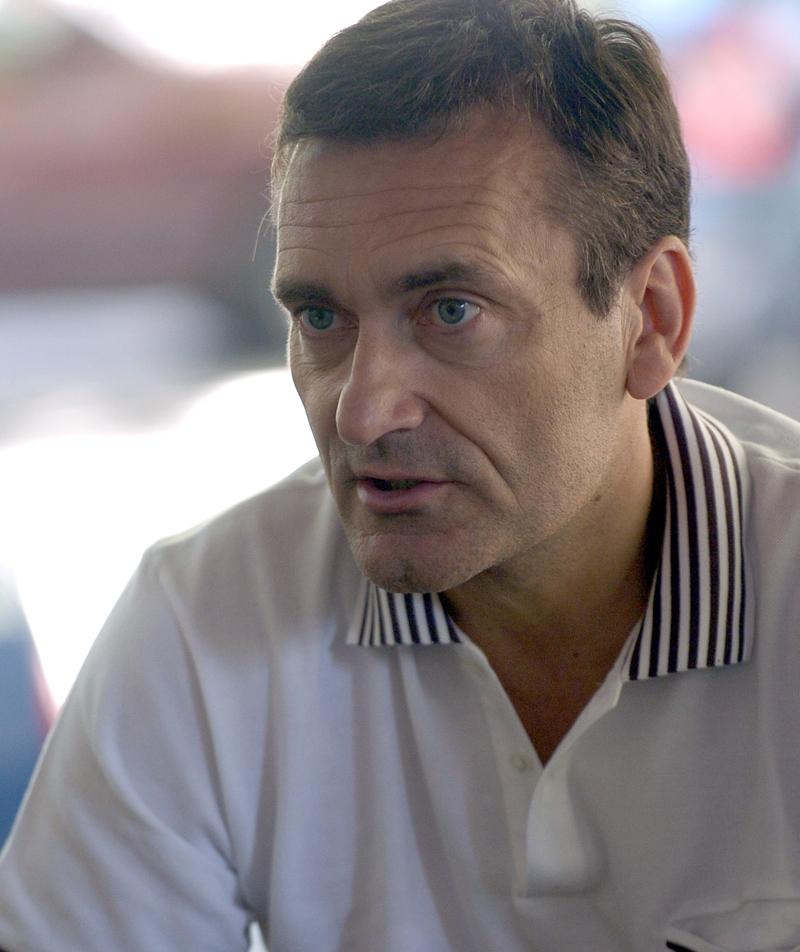 Зоран Стојадиновић, спортски директор Црвене звезде