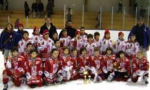 Mladi hokejasi Crvene zvezde