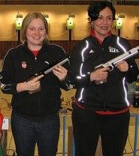 Yorana Arunovic i Jasna Sekaric