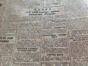 """""""Ново време"""", септембра 1944. године"""