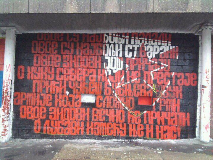 grafit marakana