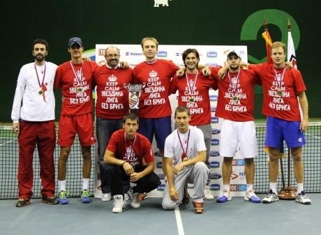 Tenis titula 2014.