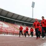 Припреме фудбалера у Словенији и Турској