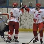 Хокејаши забележили први тријумф у сезони