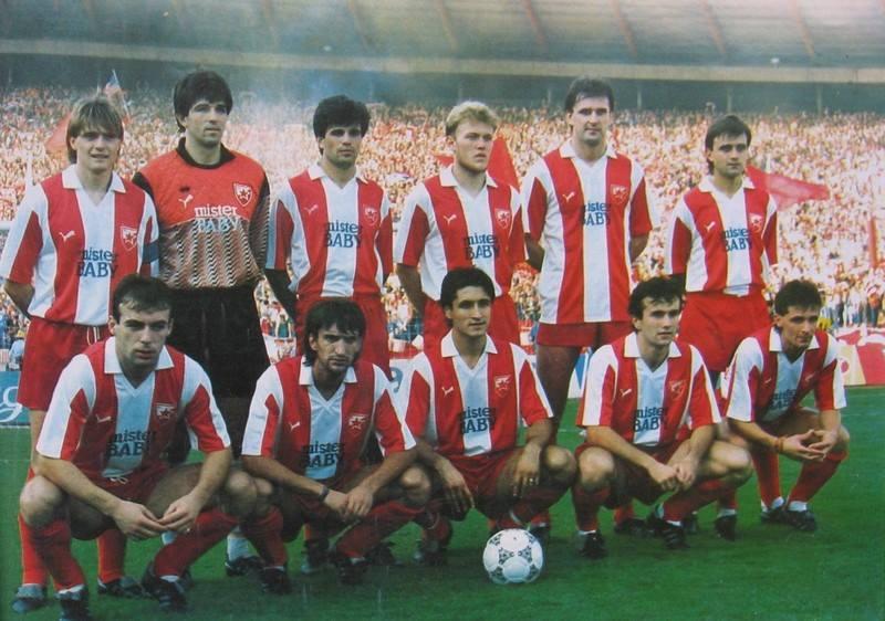 zvezda - partizan 1-0  17.9.'89
