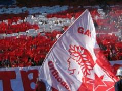 Crvena zvezda, Olimpijakos