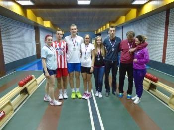 1Osvajaci medalja mix parovi