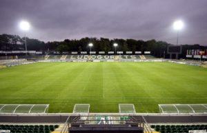 stadion u Razgradu, Ludogorec