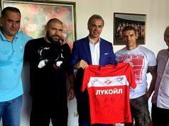 Spartak iz Moskve na Marakani