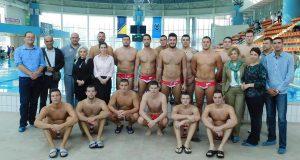Ватерполисти у А2 Регионалној лиги