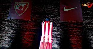 Црвена звезда и Nike представили нови дрес