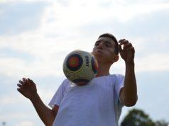 Први јуниорски фудбалски камп Црвене звезде званично је отворен 24. јуна 2018. у Врњачкој бањи.