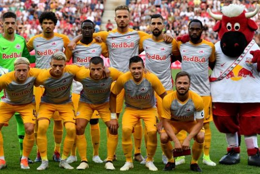 Red Bull Salzburg Team